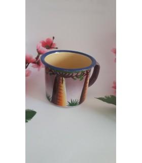 Mug émaillé Baobab