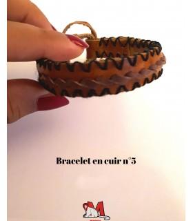 Bracelet cuir n°5