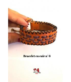 Bracelet cuir n°6